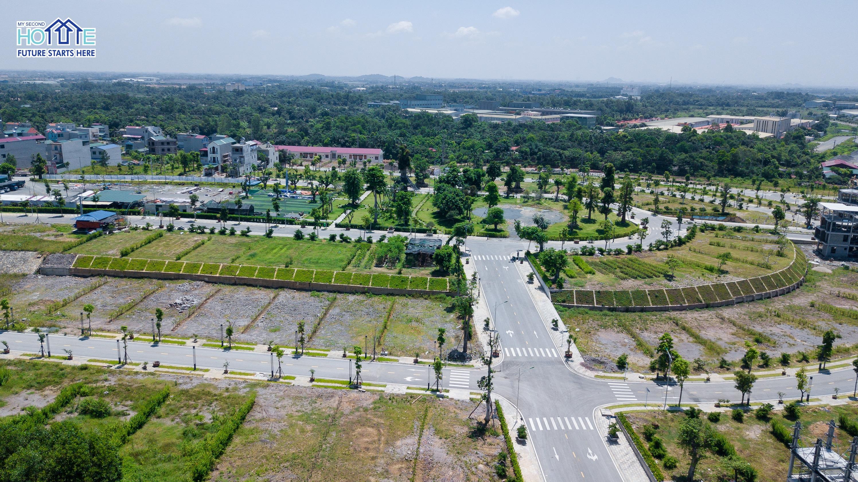 Phú Cát City – Sức sống mới cho bất động sản Phía Tây