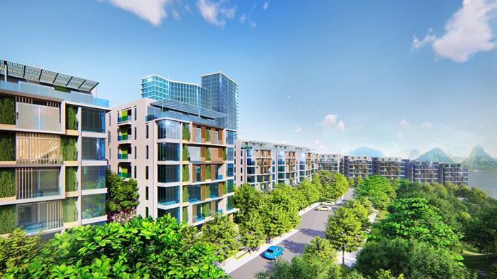 Dự án xanh - xu hướng tất yếu của thị trường bất động sản