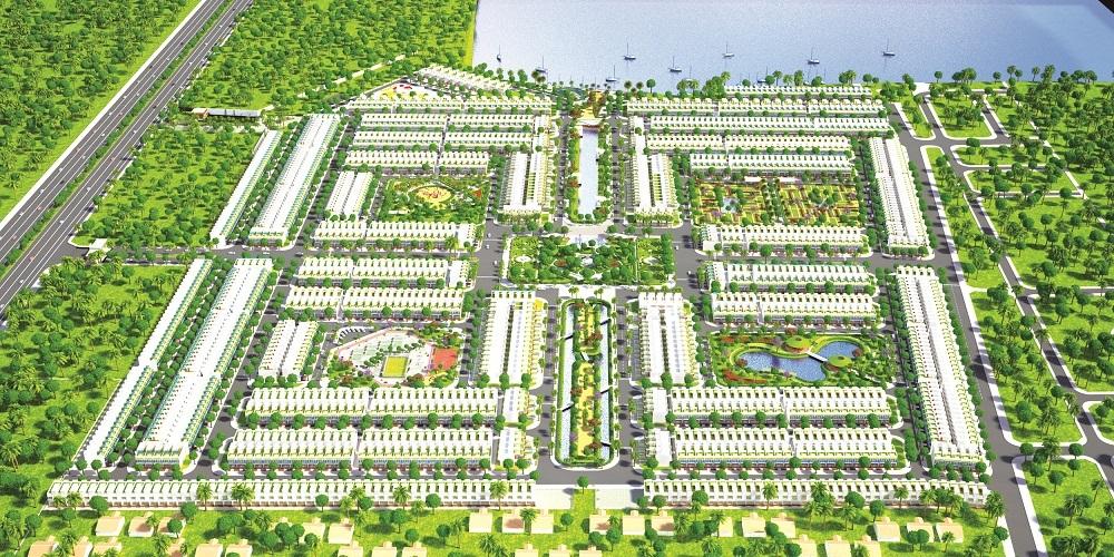 DKRA Vietnam công bố giai đoạn 2 dự án nhà phố vườn ven sông SaiGon Village