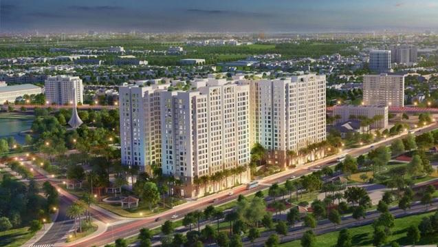 Hải Phát Land phân phối chính thức dự án Hanoi HomeLand