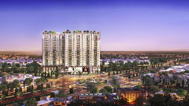 Hạ tầng hoàn thiện tạo lực đẩy cho thị trường bất động sản TP.HCM phát triển