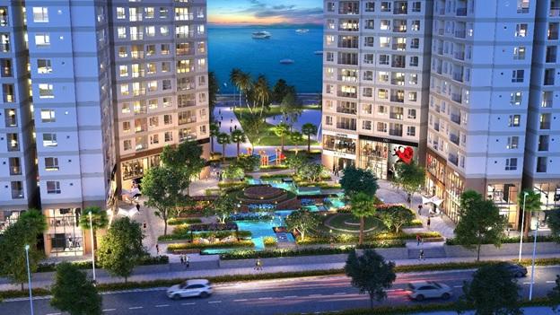 Sức hút của căn hộ view biển trên thị trường địa ốc
