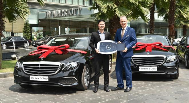 Mercedes-Benz An Du - Chặng đường 23 năm An tâm Du hành