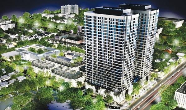Môi trường sống – Nâng tầm giá trị của Dự án nhà ở cao cấp 90 Nguyễn Tuân