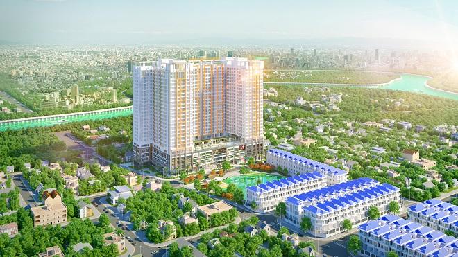 Phân khúc căn hộ cao cấp sẽ có sự tái cơ cấu mạnh mẽ trong năm 2018