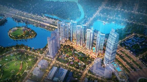 Eco-Green Saigon: Dự án tại khu đất vàng phía Nam sắp ra mắt