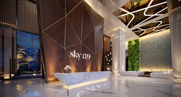 Khám phá cuộc sống cao cấp trong căn hộ Sky89
