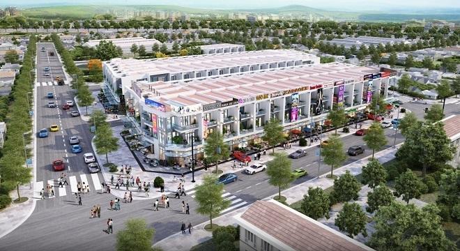 Khát mặt bằng bán lẻ tại trung tâm thành phố Biên Hòa – Tạo nên xu thế đầu tư BĐS mới