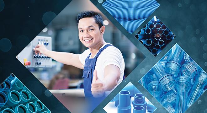 Giải pháp từ Ngân hàng cho ngành nhựa Việt Nam cất cánh