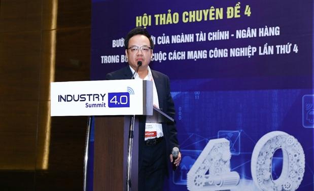 """MB tham dự sự kiện """"Diễn đàn cấp cao và triển lãm Quốc tế về công nghiệp 4.0"""""""