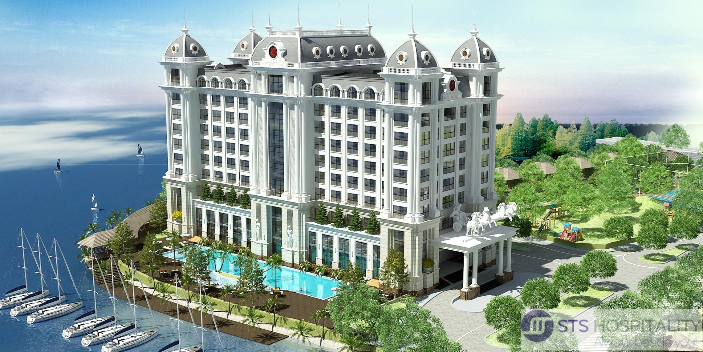 STS bước vào thị trường khách sạn Vĩnh Phúc