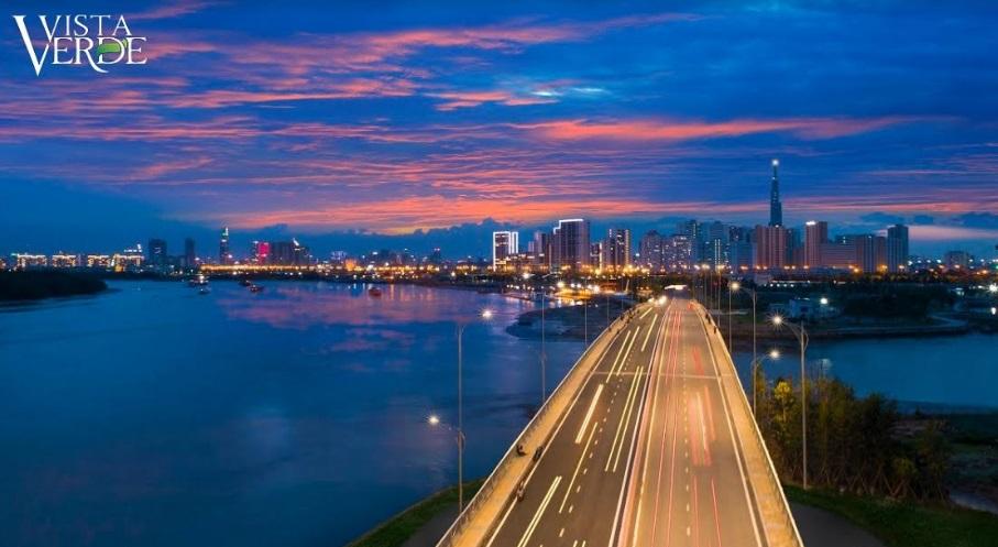 Thông xe cầu Thời Đại, bất động sản Quận 2 hưởng lợi