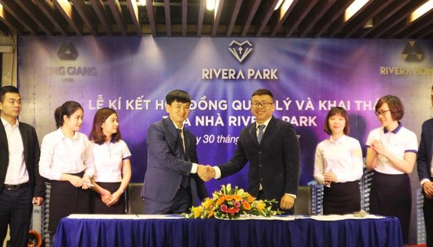 Rivera Park Hà Nội: Quản lý chuyên nghiệp, dịch vụ cao cấp
