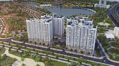 """Hanoi HomeLand: """"Ngôi nhà"""" chuẩn mực trung tâm quận Long Biên"""