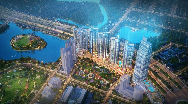 """Xuân Mai Corp """"Nam tiến"""" với dự án Eco Green Saigon"""