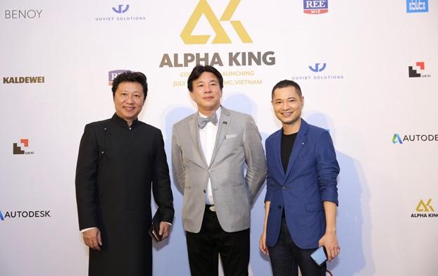 Ấn tượng với lễ ra mắt của công ty Bất động sản Quốc tế Alpha King tại Việt Nam