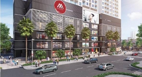 Lộ diện chủ đầu tư của Saigon Metro Mall