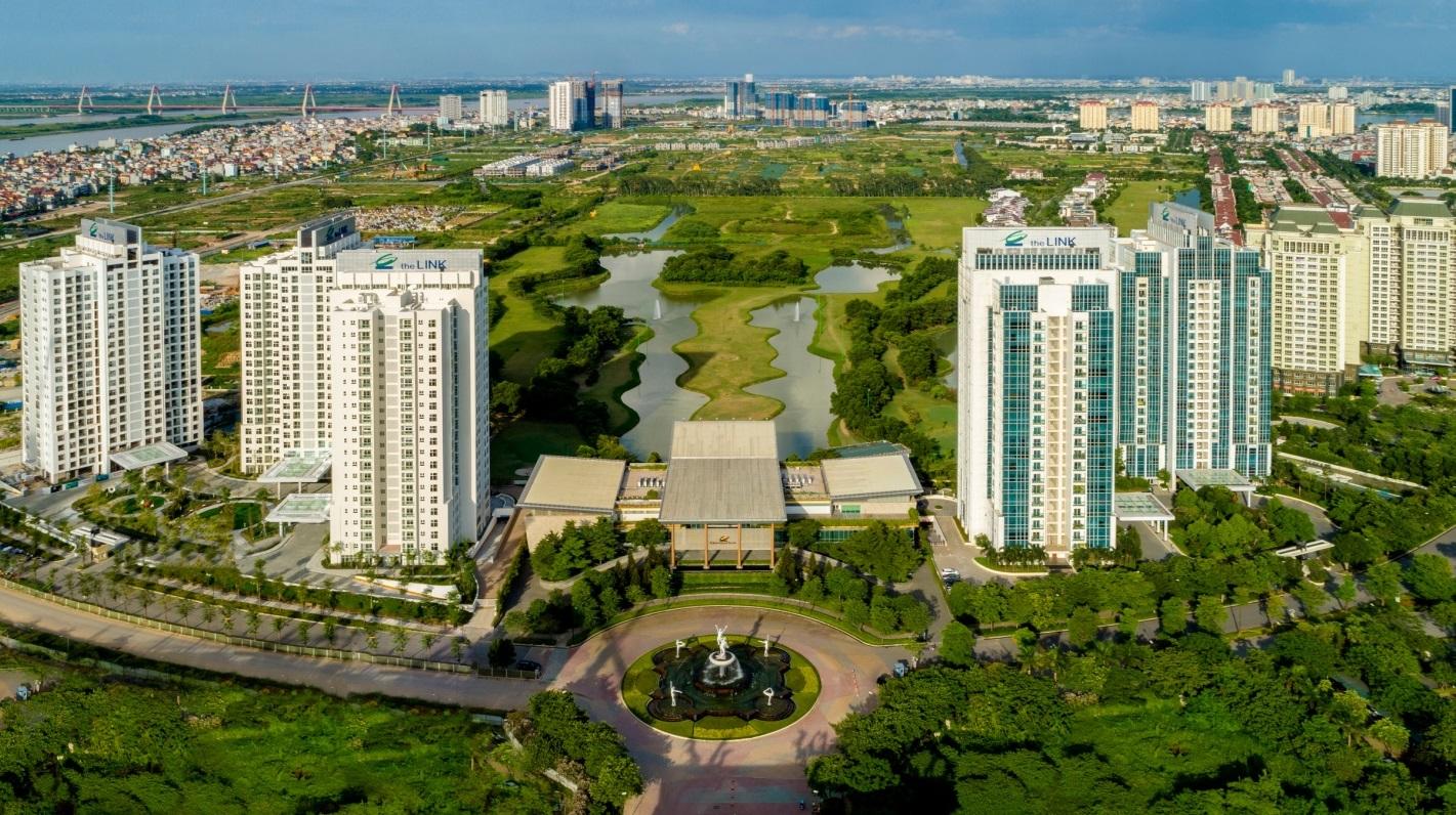 360 độ cuộc sống khu đô thị Ciputra