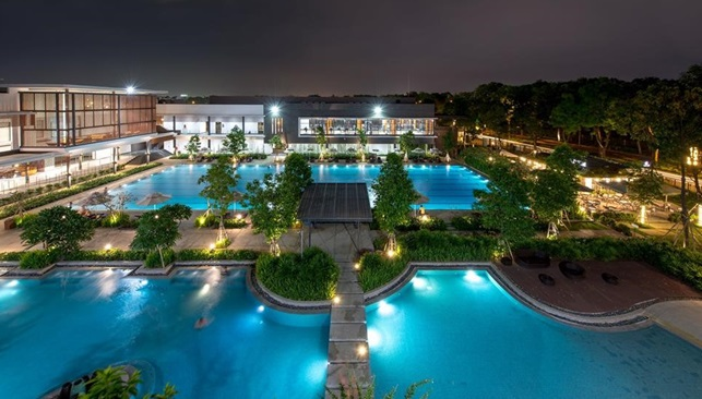 Hơn 500 khách mời tham dự lễ kỷ niệm 2 năm thành lập Celadon Sports & Resort Club