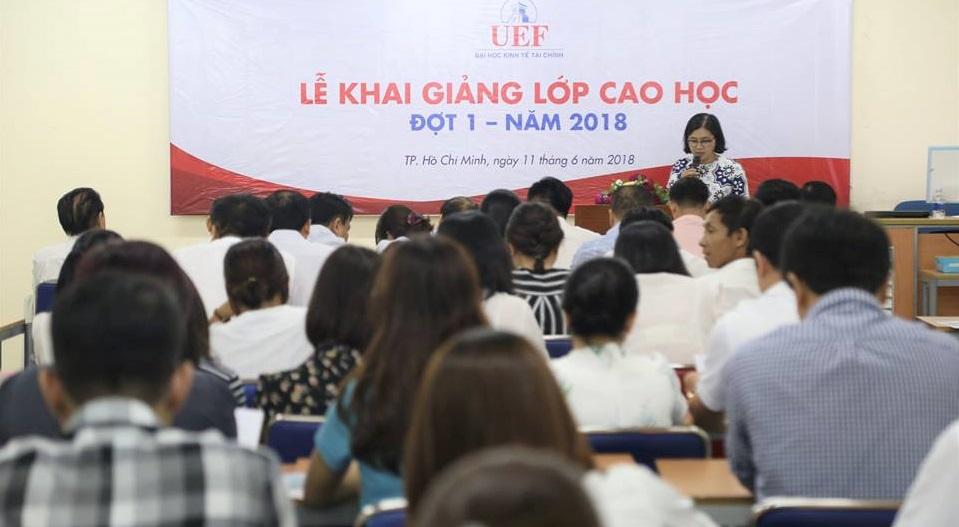 Hoàn thành chiến lược phát triển nghề nghiệp với chương trình Thạc sĩ UEF
