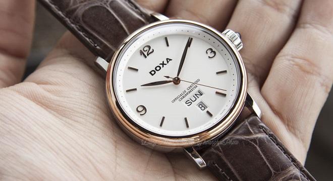 Đồng hồ cơ đạt chuẩn Chronometer, độ chính xác rất cao