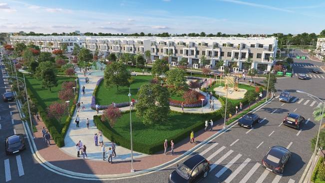 Yếu tố nào tạo nên sức hút cho Khu đô thị thương mại Viva Park tại Đồng Nai?