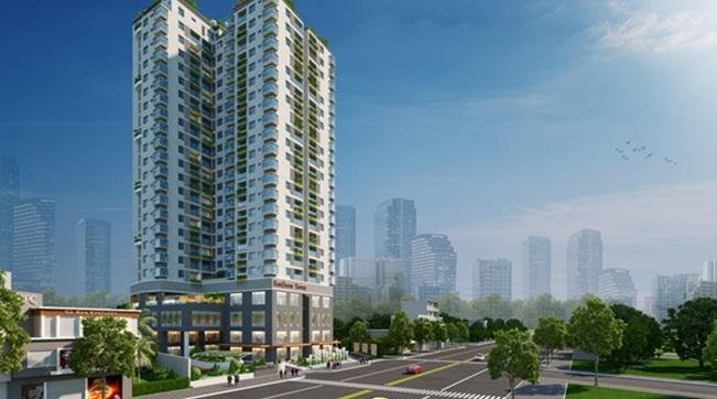 Thị trường khu Tây Sài Gòn sôi động với dự án căn hộ cao cấp đa chuẩn ResGreen Tower