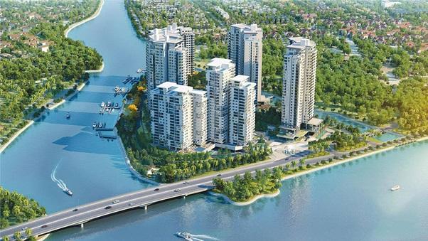 Rever phân phối chính thức dự án căn hộ Đảo Kim Cương - Tháp Canary