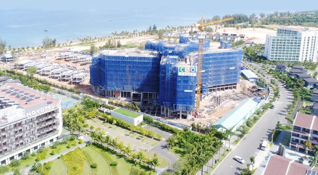 Best Western Premier Sonasea Phu Quoc: Tiến độ nhanh, chất lượng đảm bảo