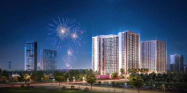 Xuất hiện phiên bản nâng cấp của dự án Anland Complex