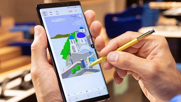 S Pen trên Galaxy Note đã thay đổi quan niệm cả thế giới như thế nào?