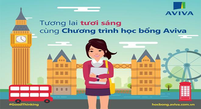 Khách hàng của Aviva Việt Nam nhận học bổng du học lên đến 400 triệu