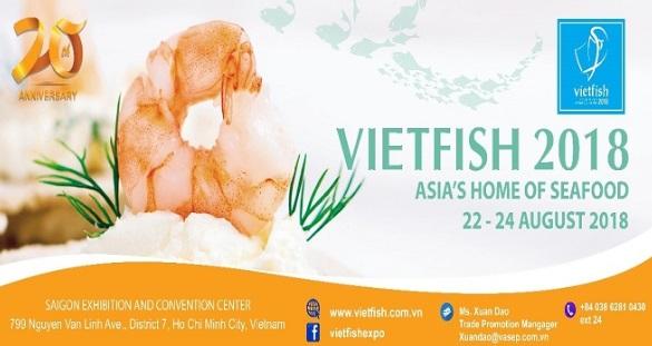 VASEP – Vietfish: Hành trình 20 năm đưa thủy sản việt vượt biển lớn