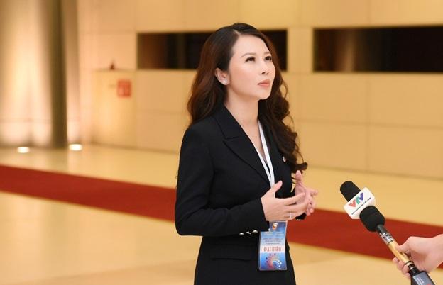 """Doanh nhân Lan Phương dự Lễ công bố """"Mạng lưới đổi mới sáng tạo Việt Nam"""""""