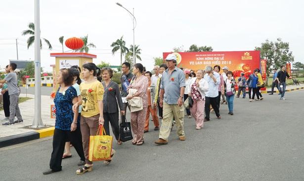 Đại lễ Vu lan báo hiếu 2018 tại Sài Gòn Thiên Phúc