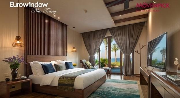 """Chính sách lạ, Movenpick Resort Cam Ranh hút khách đầu tư ngay trong tháng """"Ngâu"""""""