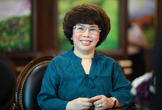 """Bà Thái Hương: Nữ doanh nhân Việt Nam đầu tiên đạt giải vàng """"Oscar trong kinh doanh"""""""