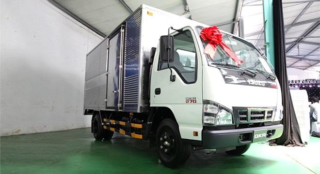 """Isuzu QKR – Hành trình khẳng định thương hiệu """"Xe tải của mọi nhà"""""""
