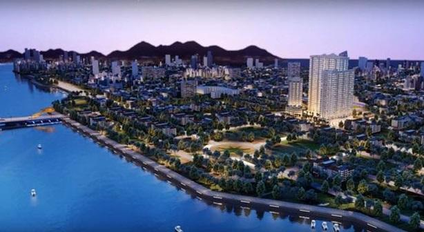Một dự án căn hộ tại Đà Nẵng thu hút nhà đầu tư Hàn Quốc