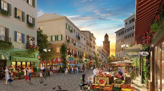 Liên tục được đặt chỗ, shophouse Nam Phú Quốc tạo sức hút lớn trên thị trường BĐS