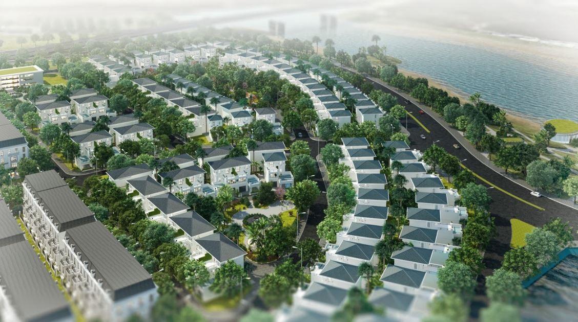 """Làng Việt kiều quốc tế Hải Phòng – """"Resort trong lòng đô thị"""" chính thức được giới thiệu tới khách hàng"""