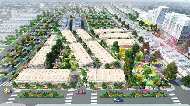 Cơ hội cuối sở hữu đất nền Eco Town Long Thành
