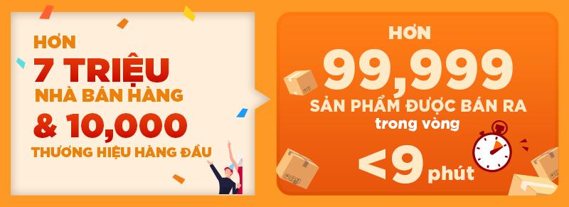Chỉ 24 giờ, Shopee 9.9 Ngày Siêu Mua Sắm nhận hơn 5.8 triệu đơn đặt hàng