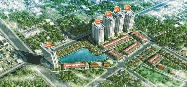 FLC Garden City - Điểm nhấn của thị trường BĐS phía Tây Hà Nội