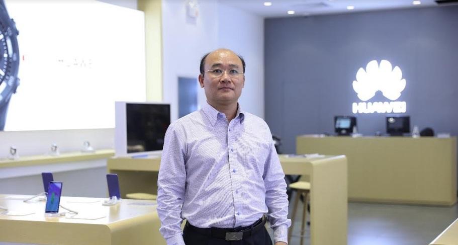 Huawei đặt mục tiêu top 2 tại thị trường smartphone Việt Nam trước 2020