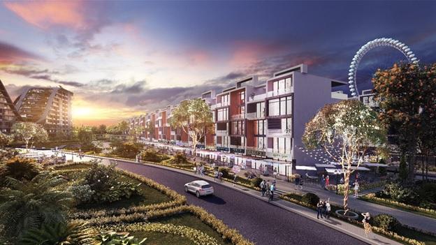 Đầu tư shop-villa ven biển, bí quyết tiền đẻ ra tiền