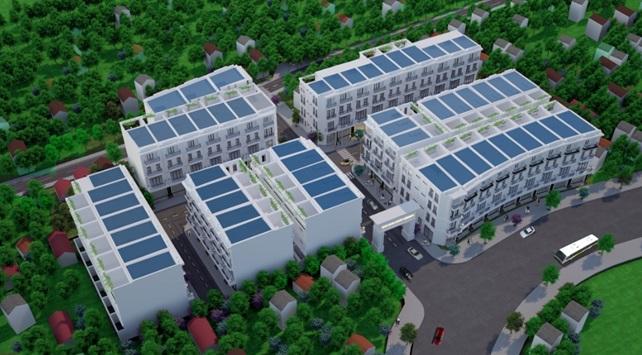 Ra mắt khu nhà phố thương mại cao cấp tại Hải Phòng