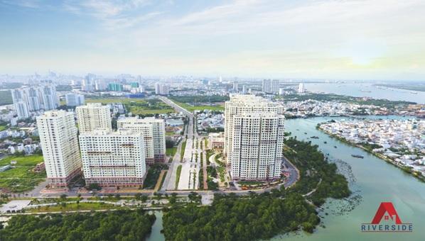 Chính thức mở bán block B4 dự án A1 Riverside