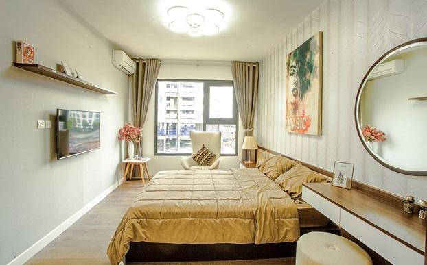Nên chọn căn hộ có một, hai, hay ba phòng ngủ?