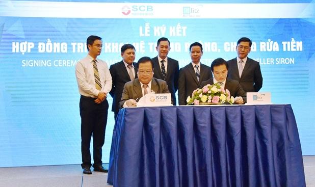 SCB thắt chặt mối quan hệ hợp tác với các đối tác quốc tế